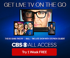 Free Trial of CBS All Access
