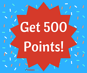 500 Point Prize!