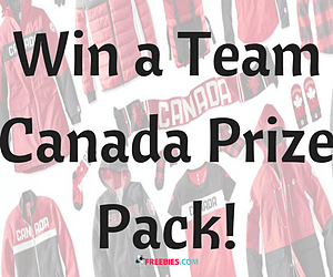 Win a Team Canada Prize Pack & Boots