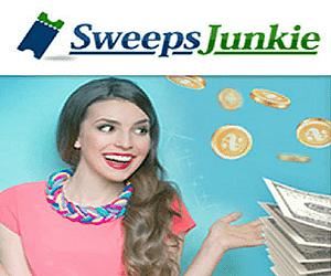 Win Prizes Online with SweepsJunkie