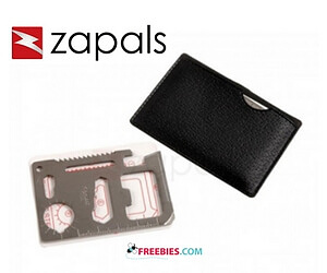 Free Zapals Stainless Steel Multi-Tool