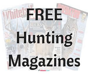 Free Hunting Magazines