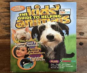 Free PETA Kids Magazines