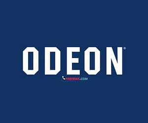 Odeon Tickets Voucher