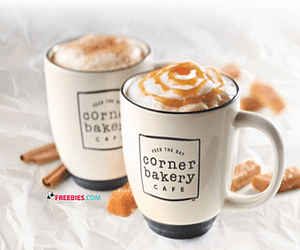Free Coffee at Corner Bakery Cafe