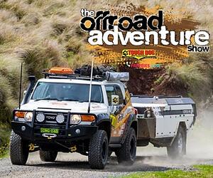 Win an Offroad Caravan