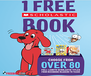 Free Books for Kids with Purchase