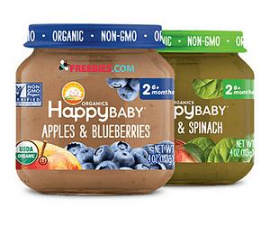 Free Baby Food at Stop and Shop