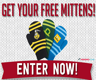 Free Mittens from General Mills