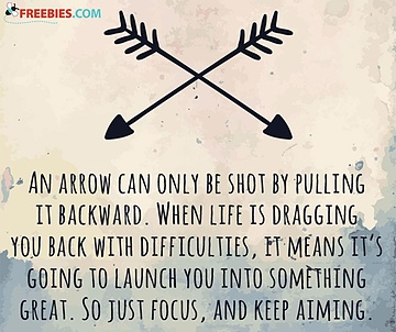 Live Like an Arrow