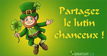 Joyeuse St-Patrick!