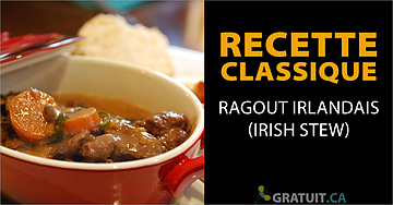 Ragout irlandais (Irish stew)
