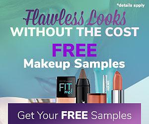 Get Free Makeup Samples