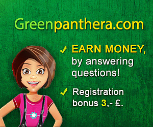 Make Money Online with GreenPanthera