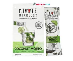 Free Cocktail Mix Sample