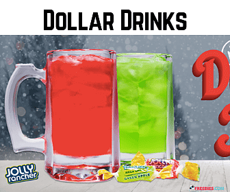 Applebee's Dollar Drinks are Back!