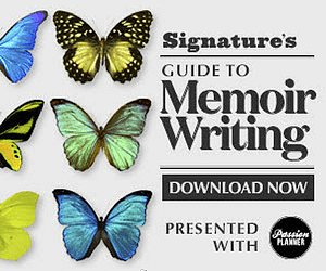 Get the Guide to Writing a Memoir
