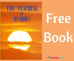 Free Buddha Teachings Book
