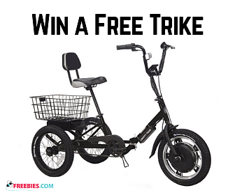 Win a Free Electric Trike