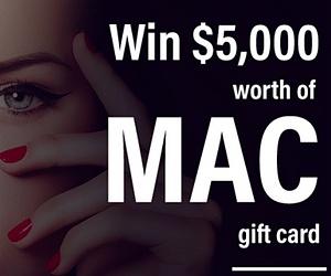 Win $5000 Worth of MAC