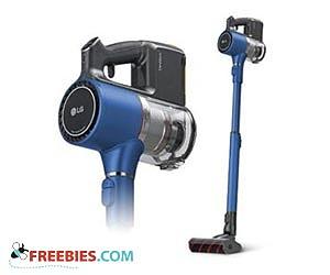 Win a LG A9 CordZero Vacuum