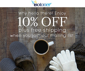 10% Off at Isotoner