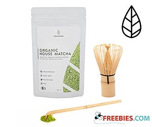 Win a Matcha Green Tea Set
