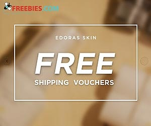 Free Shipping Voucher From Edoras Skin ($8 Value!)