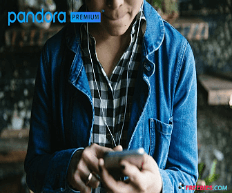 Free 3-Month Pandora Premium Subscription