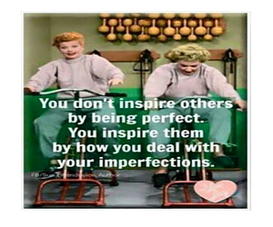 Inspire others with your imperfections