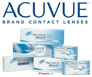 Free Contact Lenses