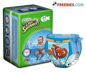 Free Huggies Little Swimmers