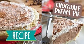 Chocolate Dream Pie