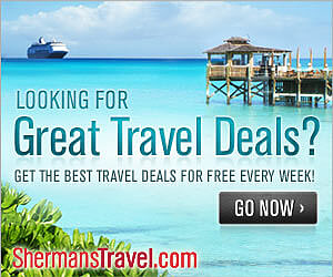 70% Off Travel Deals with Shermans Travel