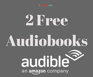2 Free Audio Books from Amazon Audible