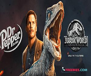 Free $5 Movie Gift Certificate for Jurassic World