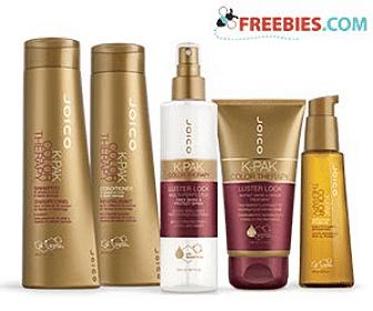 Free Sample of Joico Hairspray