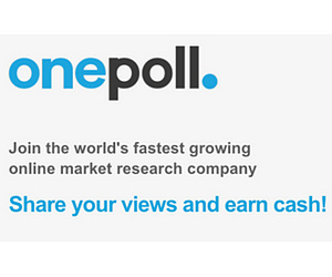 Earn Cash with OnePoll