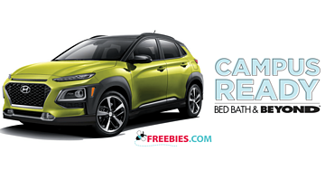 Win a Car and More from Bed Bath & Beyond