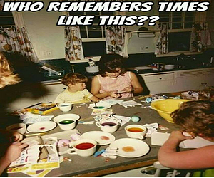 Who remembers times like these?