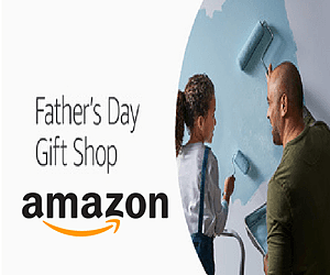 Shop Father's Day Gifts at Amazon