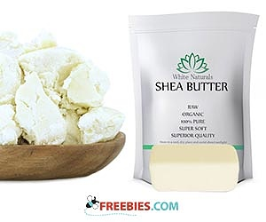 Free Shea Butter Sample