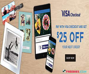 Free $25 Shutterfly Store Credit