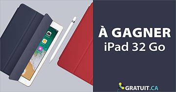 Gagnez un iPad 32 Go