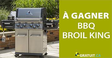 Gagnezun BBQ Broil King!