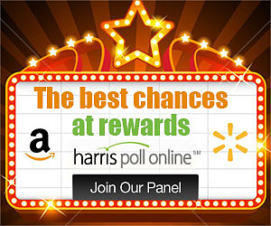 Get Awesome Rewards from Harris Poll Online