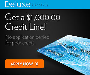 Get Approved for $1,000 Credit Line