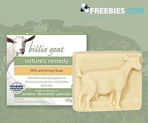 Free Billie Goat Soap