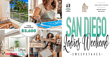 Win A Trip to San Diego from HGTV