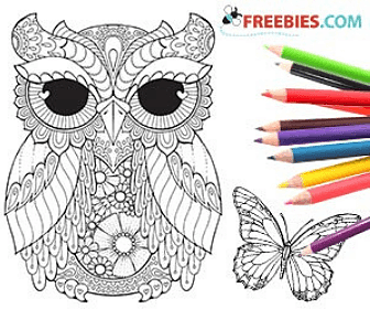 75+ Free Colouring Pages